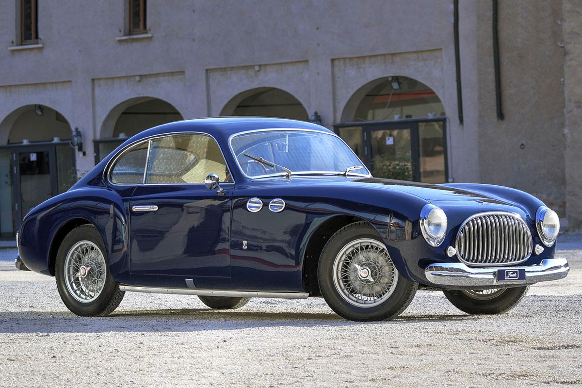 1950 Cisitalia 202/B Berlinetta (Stabilimenti Farina) Num. Telaio 156 SC