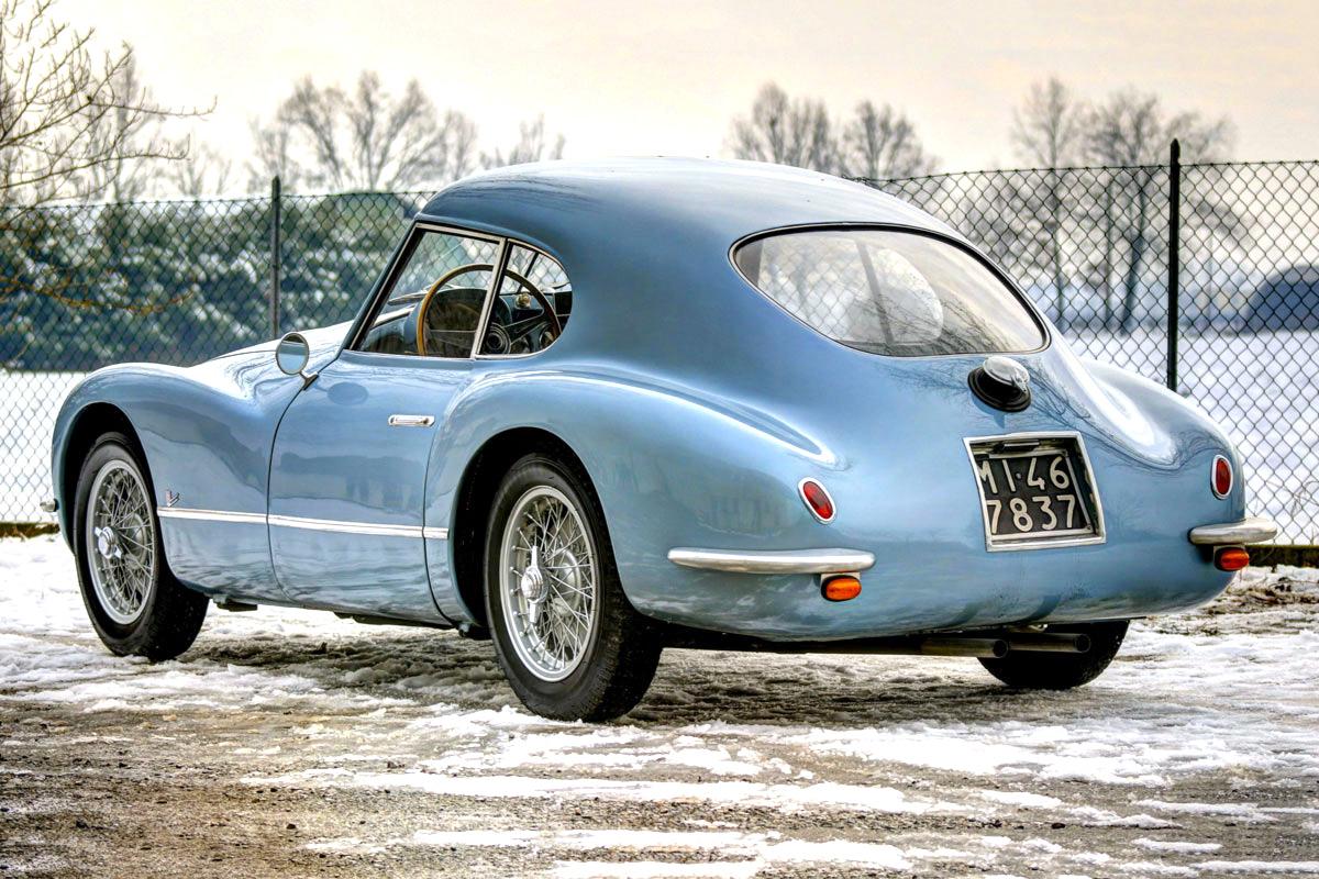 Fiat 8V (Carrozzerie Speciali Fiat), Telaio No. 106.000008, Motore No. CS042. Anno 1953.