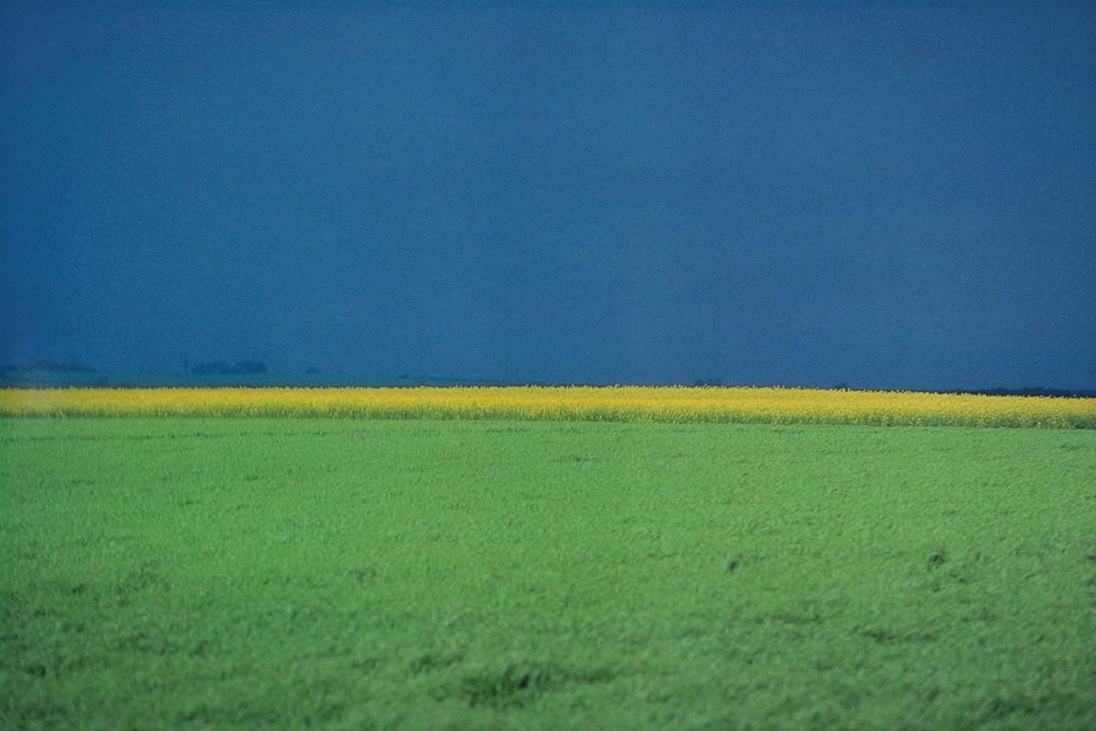 45 – FRANCO FONTANA Paesaggio 1982