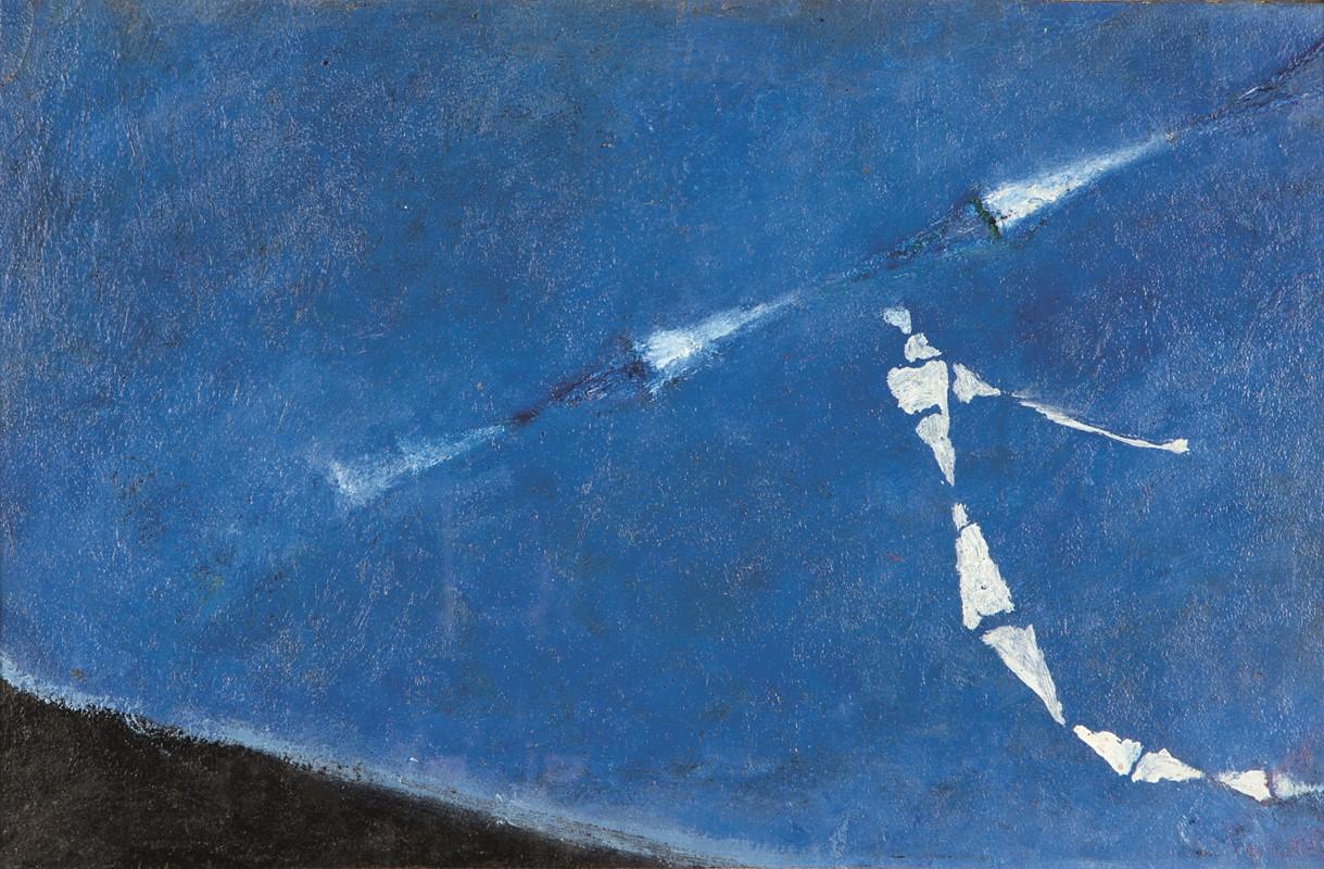 Lotto 13: OSVALDO LICINI – Volare, 1955 1956