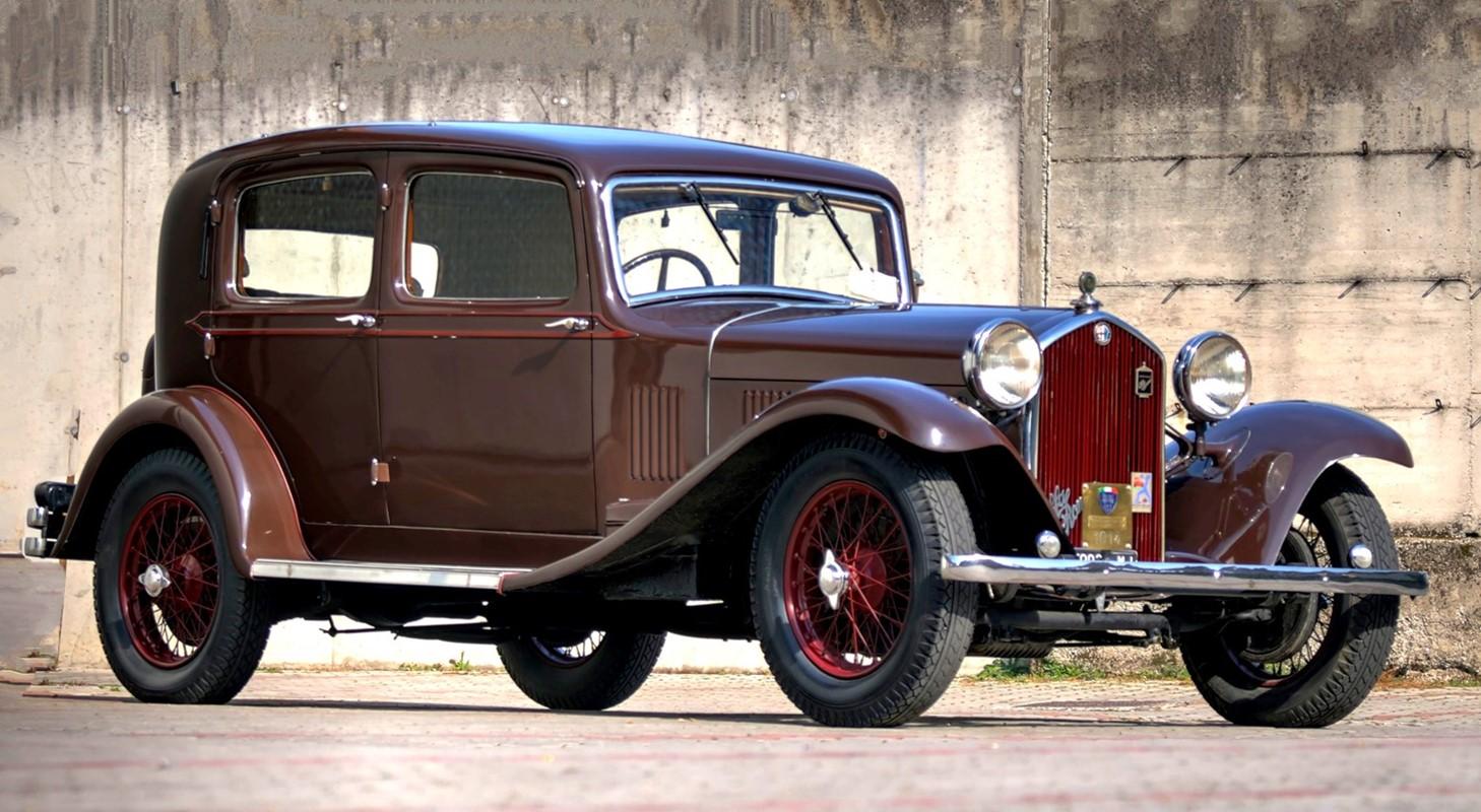 Lotto 235: 1933 Alfa Romeo 6C 1900 Gran Turismo (Alfa Romeo)