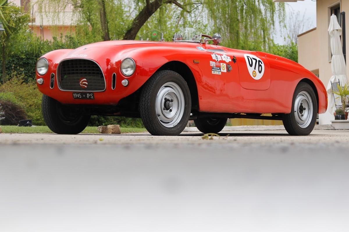 Lotto 242: 1946 FIAT 1100 Sport Ermini (Bertone:Ortolani)