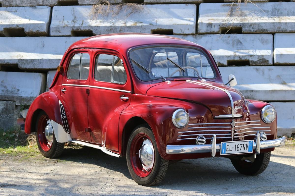 Lotto 244: 1948 Renault 4CV (Renault)