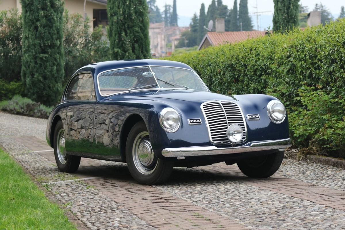 Lotto 246: 1949 Maserati A6 1500 Gran Turismo (Pinin Farina)