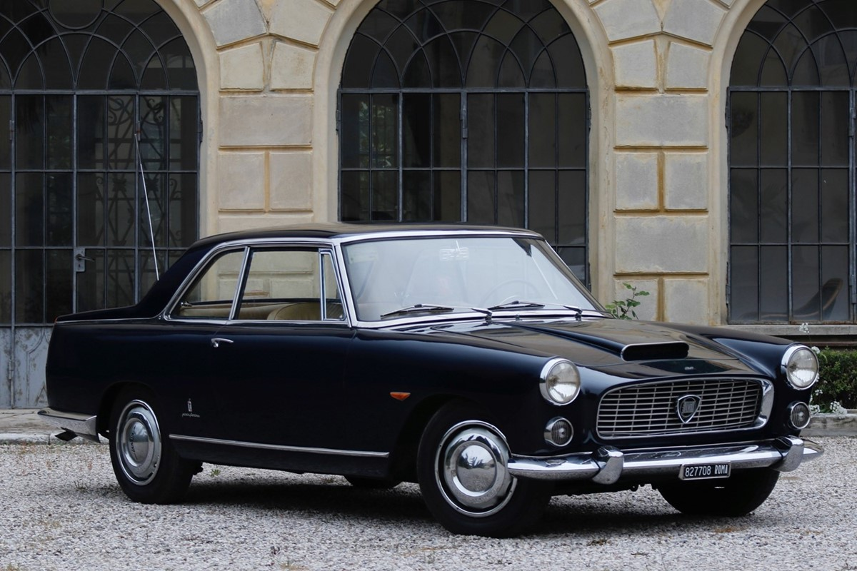 Lotto 270: 1965 Lancia Flaminia 2.8 3B Coupé (Pininfarina)