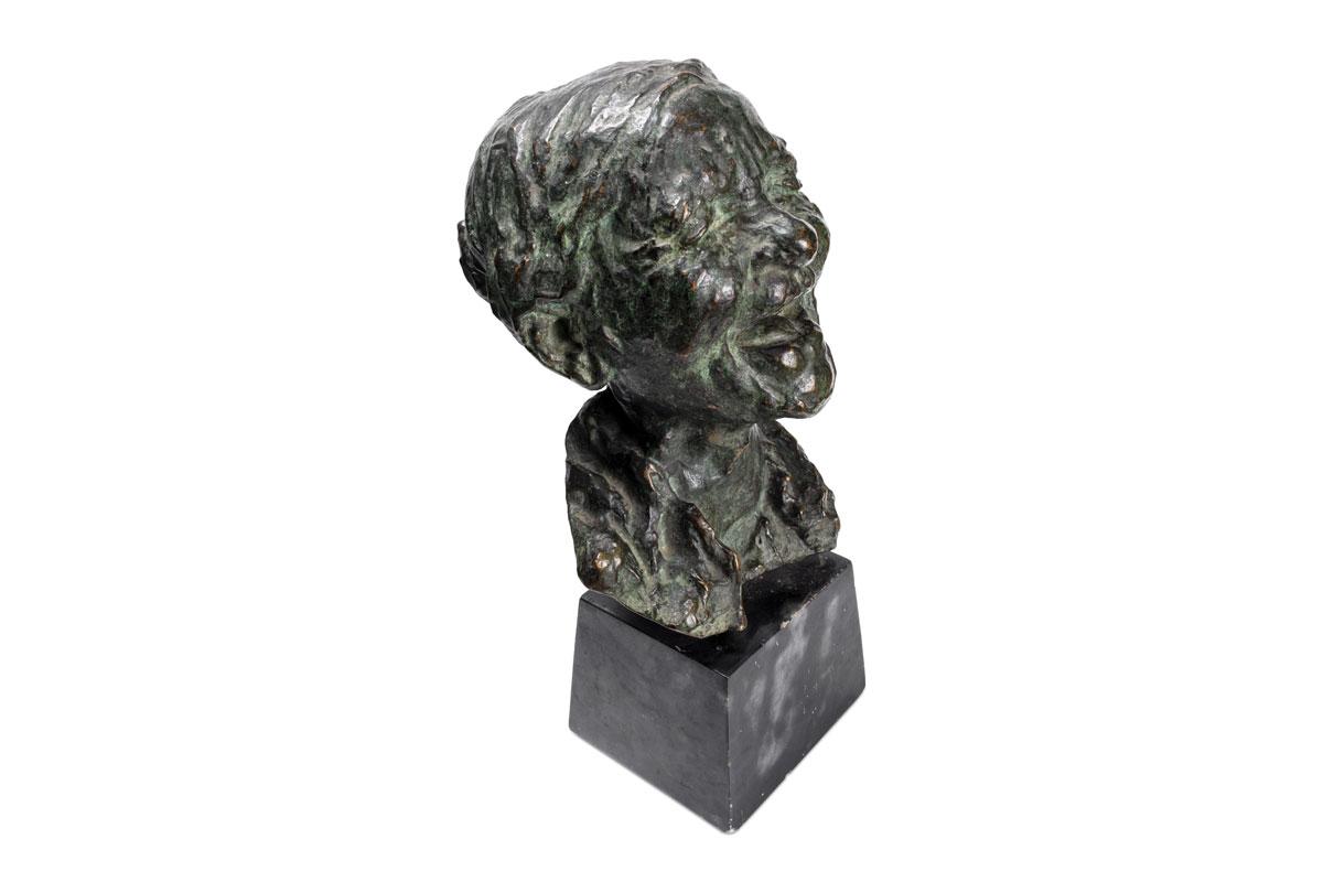 "Lotto 144: MEDARDO ROSSO (1858 - 1928) ""Ruffiana"""