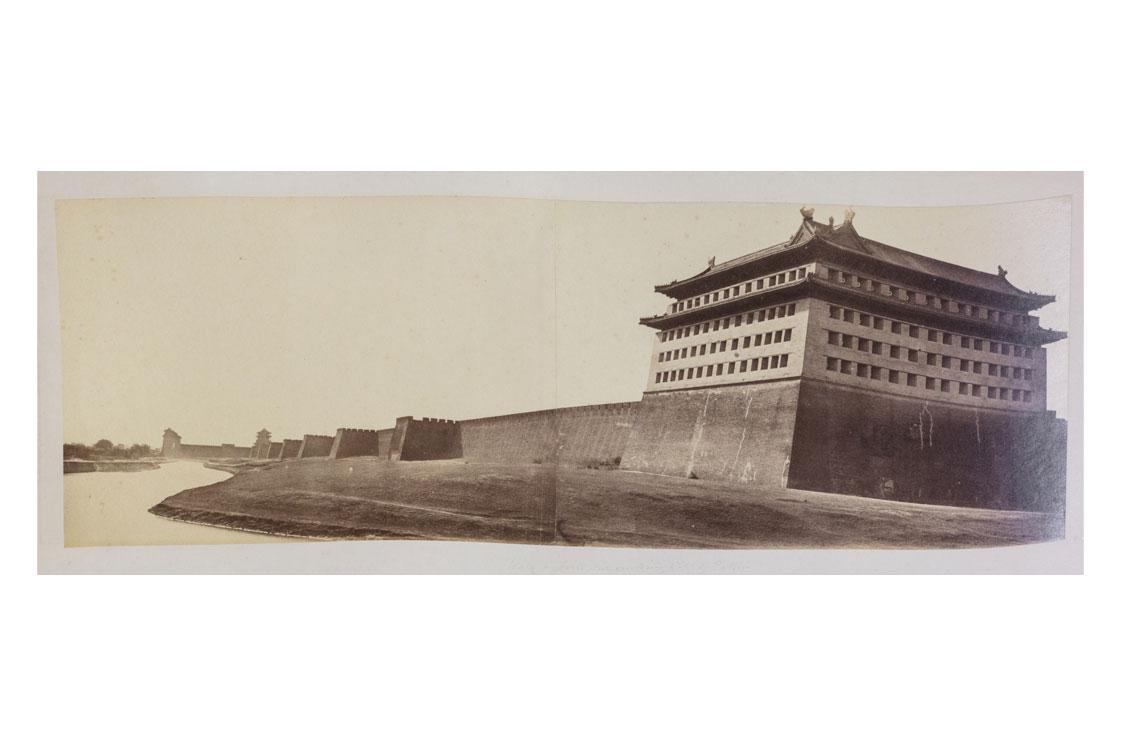 Lotto 311: [BEATO, FELICE] Cina – Crimea – Italia – Francia, 1860