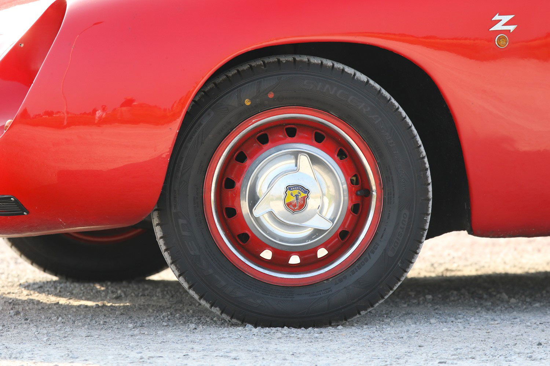 Fiat Abarth 750 Spyder (Zagato) 4