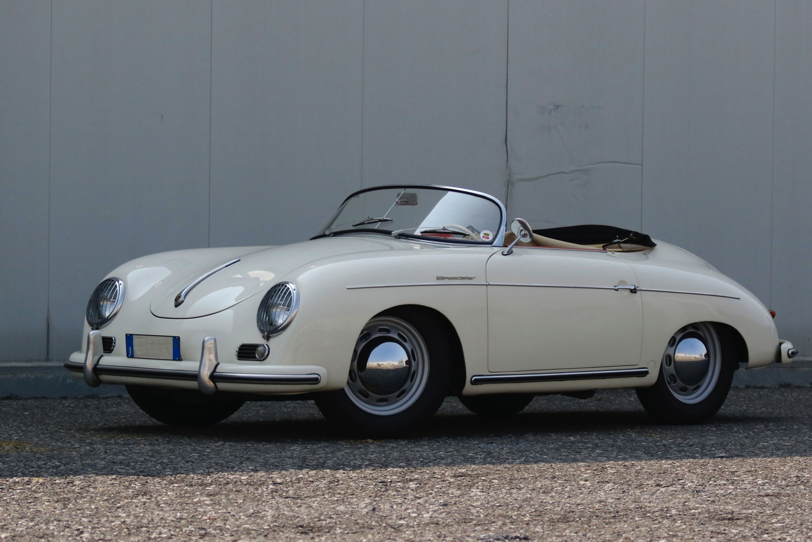 Porsche 1500 Super Speedster (Reutter)