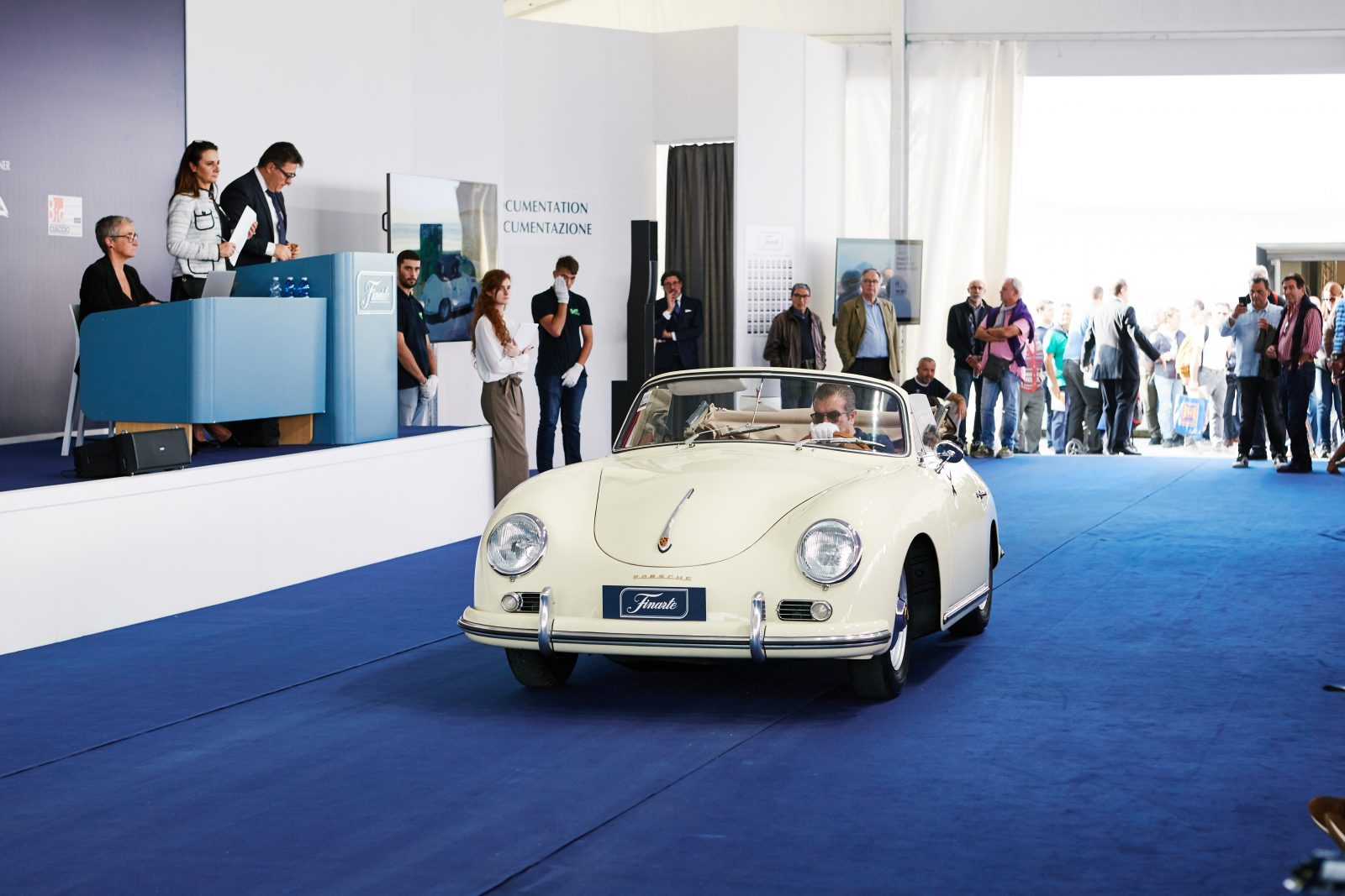 Porsche 356 A Cabriolet