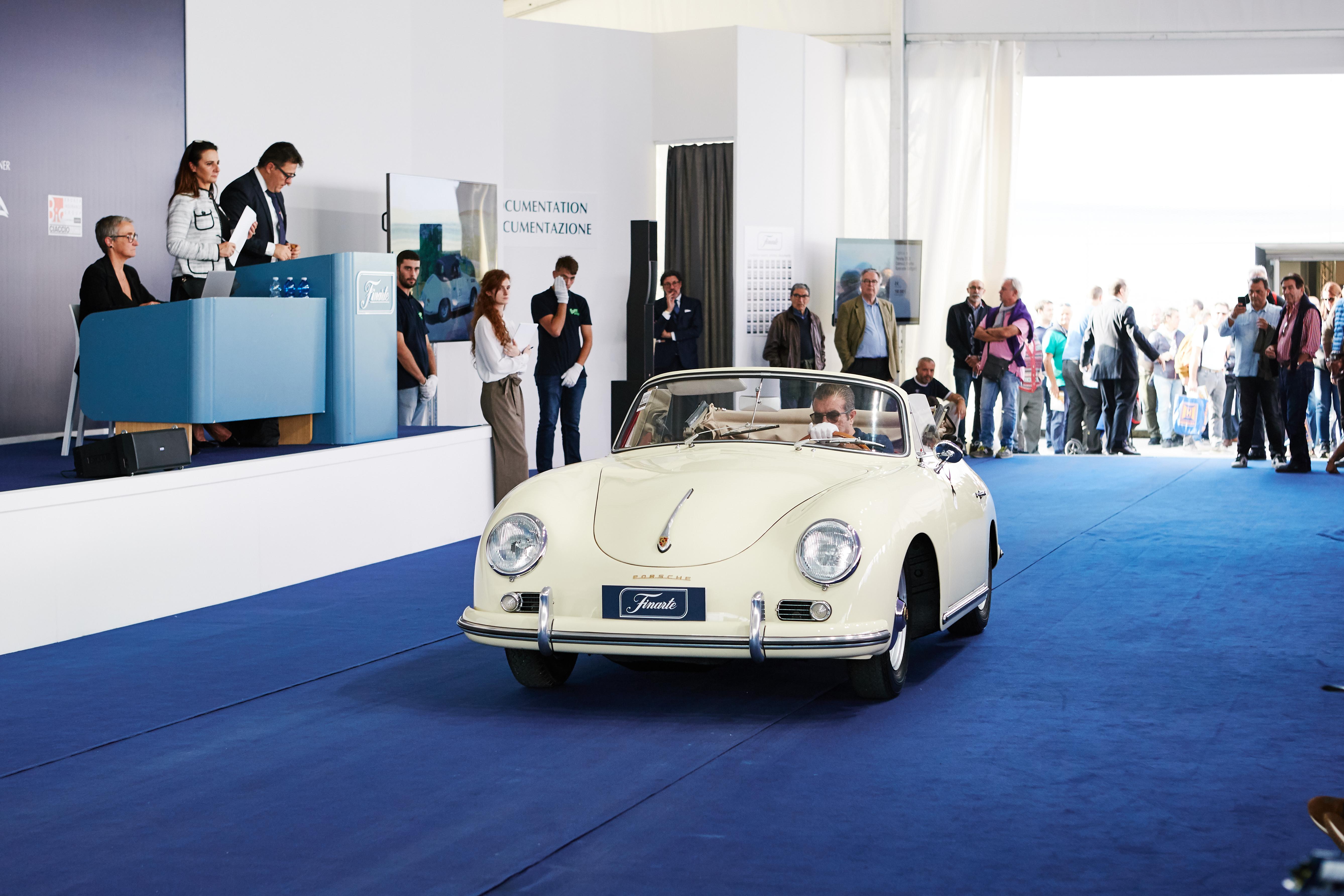1958 Porsche 356 A Cabriolet (Reutter Karosserie Stuttgart)