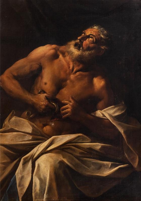 182 Scuola Romana, Secolo XVII