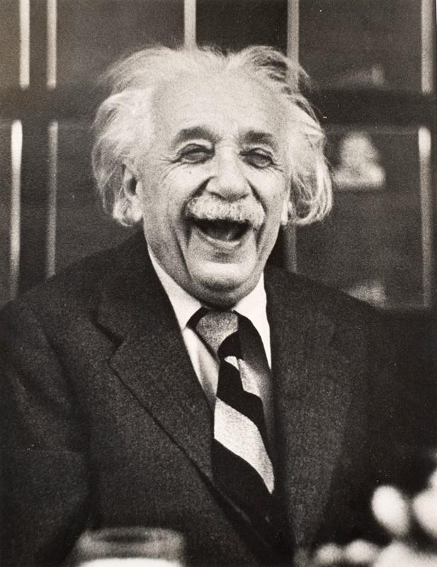 RUTH ORKIN, <em>Albert Einstein At Princeton Luncheon</em>, 1953 – Venduto € 1.536