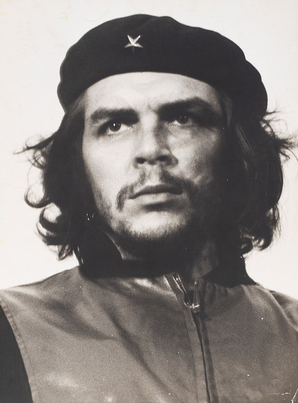 ALBERTO KORDA <em>Che, Guerrillero Heroico</em>, 1960 – Venduto € 2.304