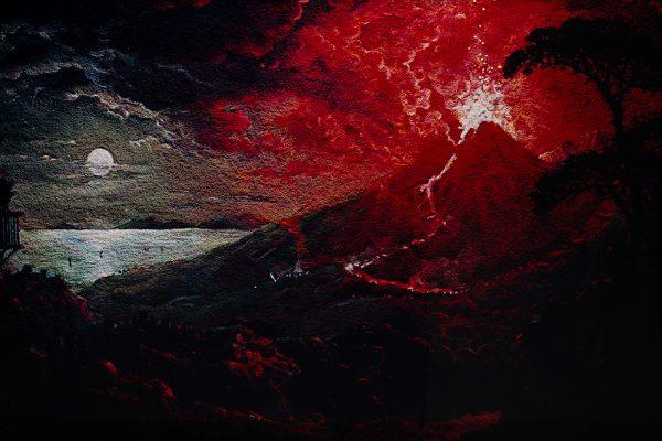 VIK MUNIZ, Pictures of pigment: The Eruption of Mount Vesuvius, after Sebastian Pether, 2007 - Venduto € 13.899
