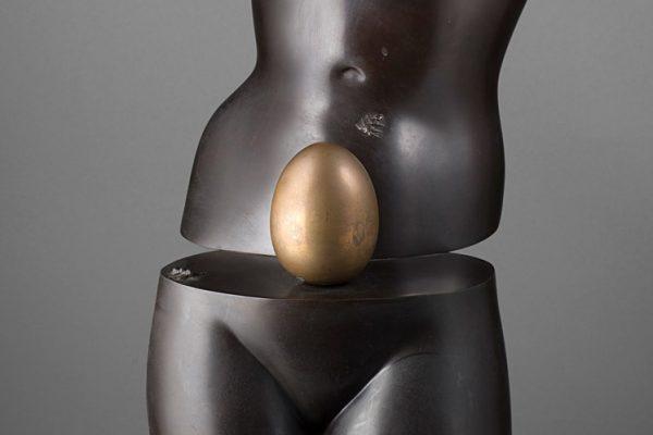 Salvador Dalì, Venus Spatiale (dettaglio), 1977-84 | In asta il prossimo 27 aprile 2020