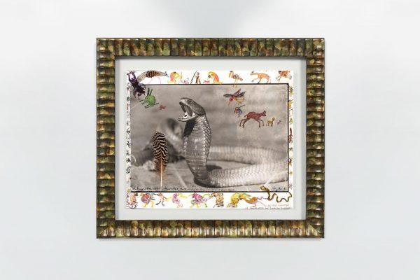 PETER BEARD, Spitting Cobra, Tsavo, 1960 - Venduto € 21.300