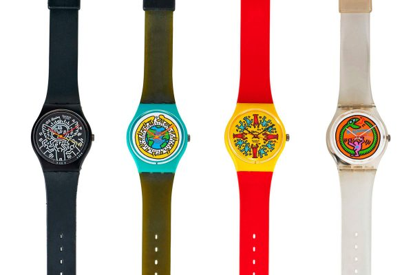 """""""Swatch Art Special Edition"""" Keith Haring - Esemplari in asta"""